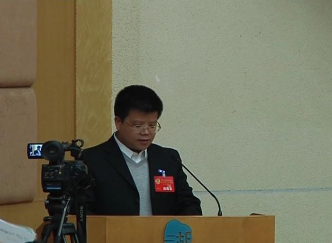 """《齐心协力助小微企业""""保生存、求发展""""》 桂林市工商业联合会常委:唐义军"""