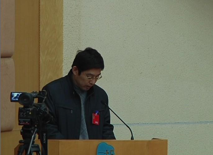 《创新社会管理 构建和谐社区》 桂林市总工会副主席:宋伊宁