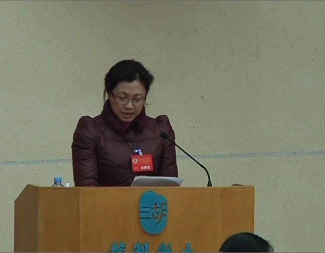 《加强社区卫生服务管理 提高社区卫生服务能力》 桂林市政协委员:李素华