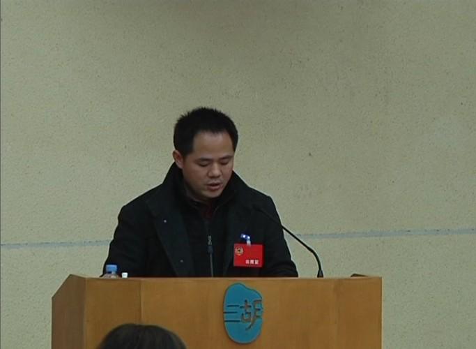 《积极推进灵渠申遗 丰富桂林旅游新内涵》 兴安县副县长:农军