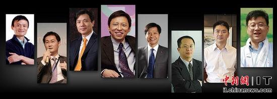 """中国互联网企业的灿烂""""十二五"""""""