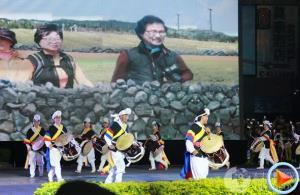 《传统民俗舞蹈》——韩国济州