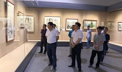 【赵乐秦在桂林博物馆调研强调】充分挖掘桂林文化  倾力打造精品展馆