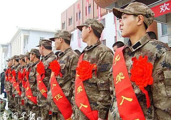 要实现你的军人梦吗?今年广西征兵工作从8月1日开始