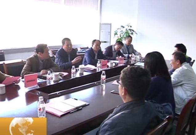 粟增林到企业宣讲十九大精神:走绿色发展之路
