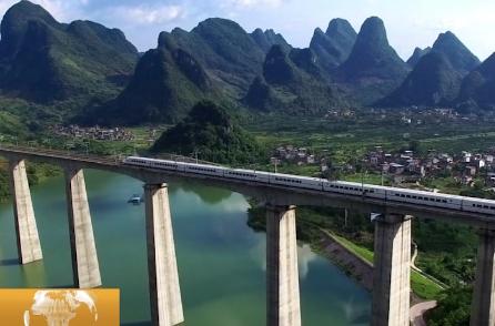 桂林:拥抱高铁经济带 构建发展新格局
