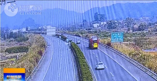桂林交警:坚守岗位守护道路平安
