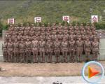 76140部队 新兵营 新春拜年
