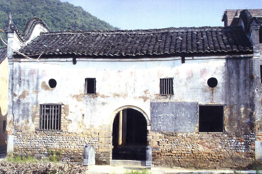 湘江战役遗址
